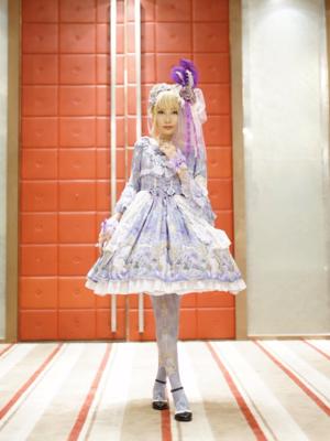 HEAVENの「Lolita fashion」をテーマにしたコーディネート(2018/04/10)