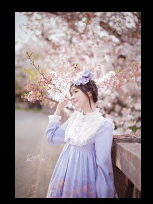 喝酒玩鸟笑醉狂の「Lolita」をテーマにしたコーディネート(2018/04/11)