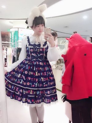 是shiina_mafuyu以「Lolita」为主题投稿的照片(2018/04/11)