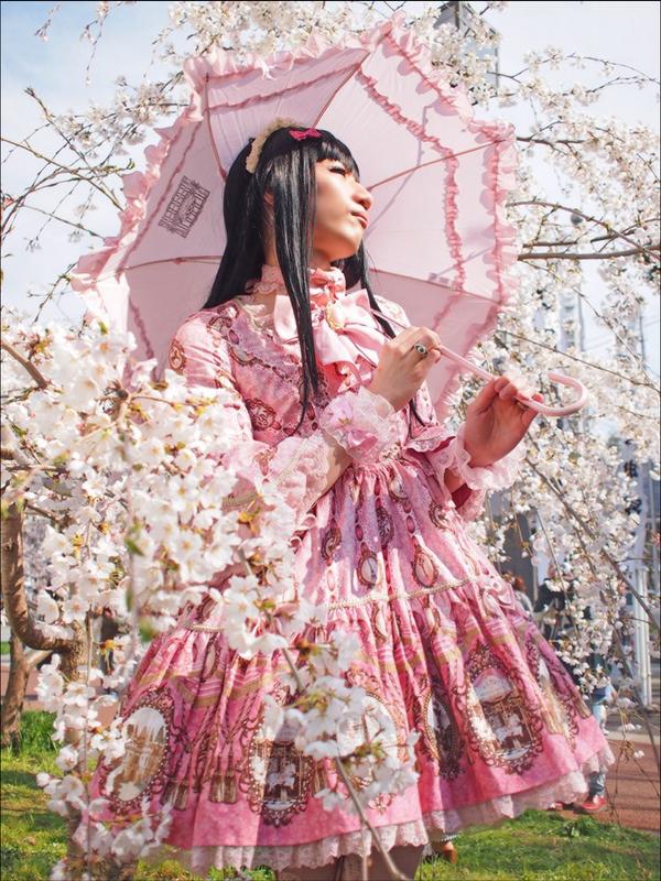 是tuyahime_neko以「Lolita」为主题投稿的照片(2018/04/12)