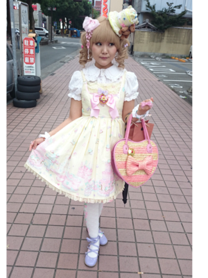 望月まりも☆ハニエル's 「harajuku-coordinate-contest-2018」themed photo (2018/04/12)