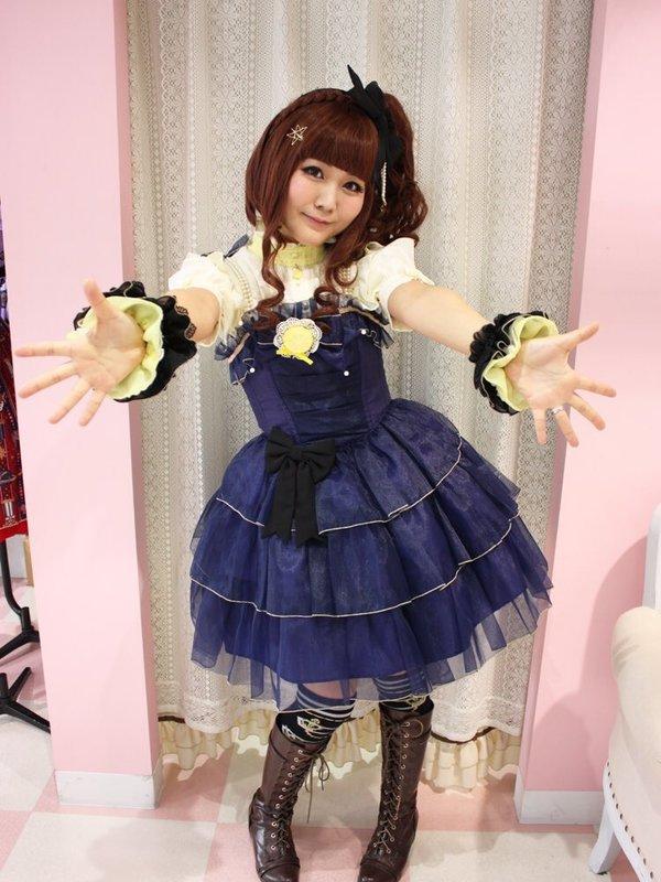 望月まりも☆ハニエルの「harajuku-coordinate-contest-2018」をテーマにしたコーディネート(2018/04/12)