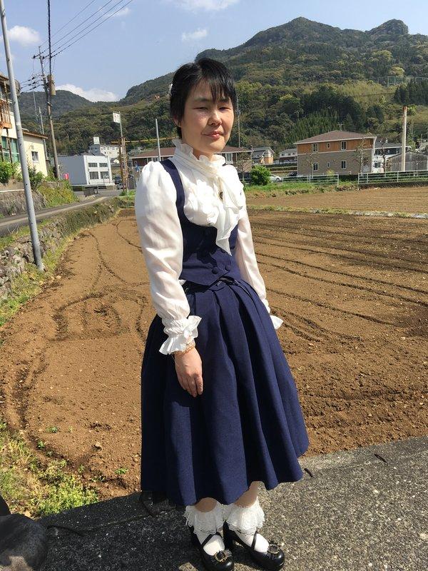 是彰以「Classical Lolita」为主题投稿的照片(2018/04/12)