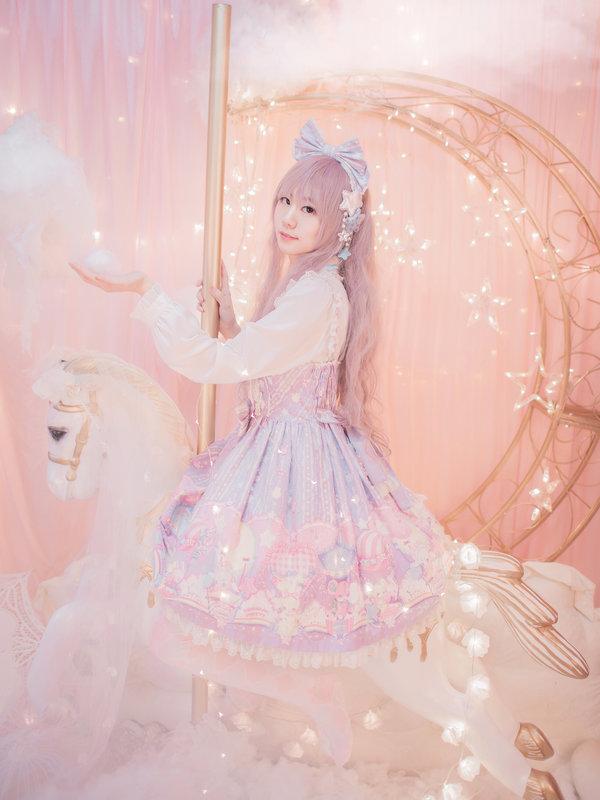 是月刊少女千代喵以「Lolita」为主题投稿的照片(2018/04/13)