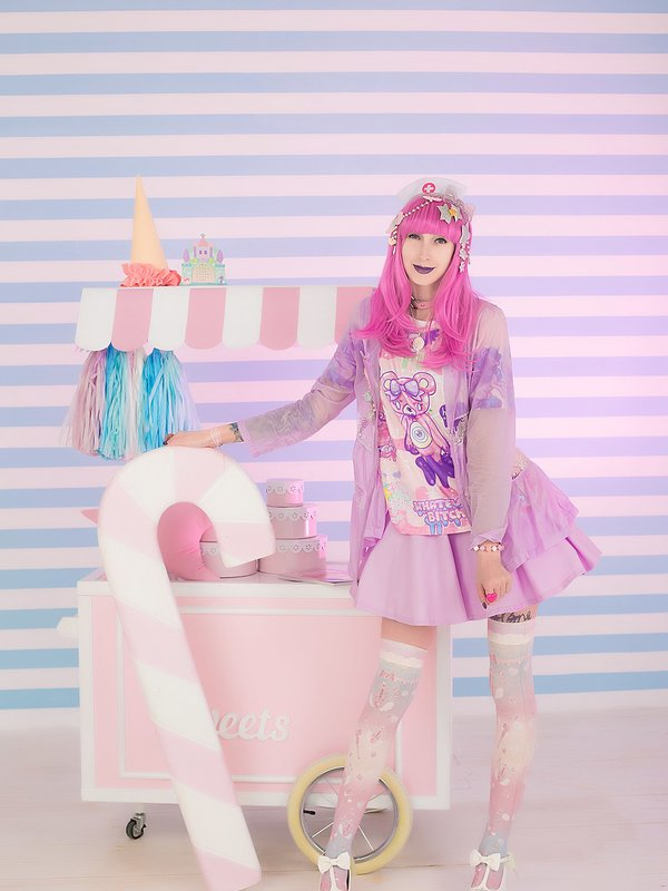 LaCroixLolita's 「harajuku-coordinate-contest-2018」themed photo (2018/04/13)