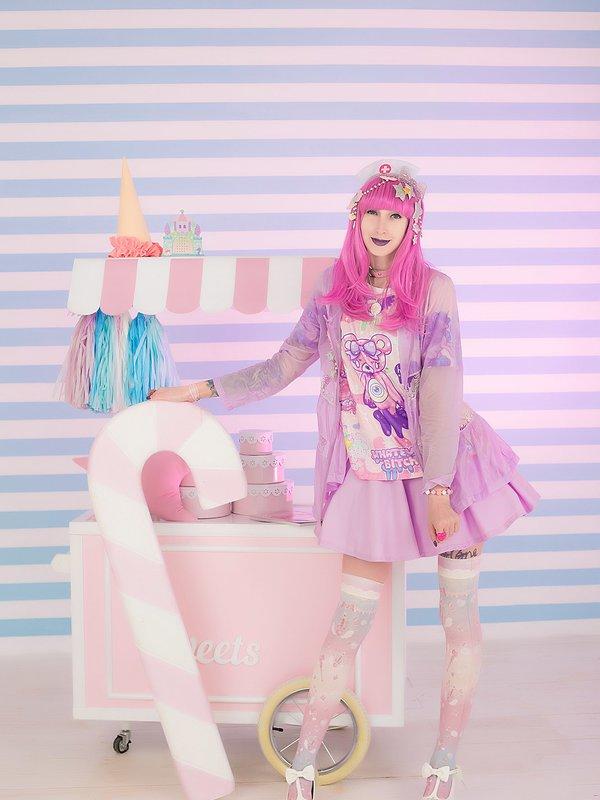 LaCroixLolitaの「harajuku-coordinate-contest-2018」をテーマにしたコーディネート(2018/04/13)