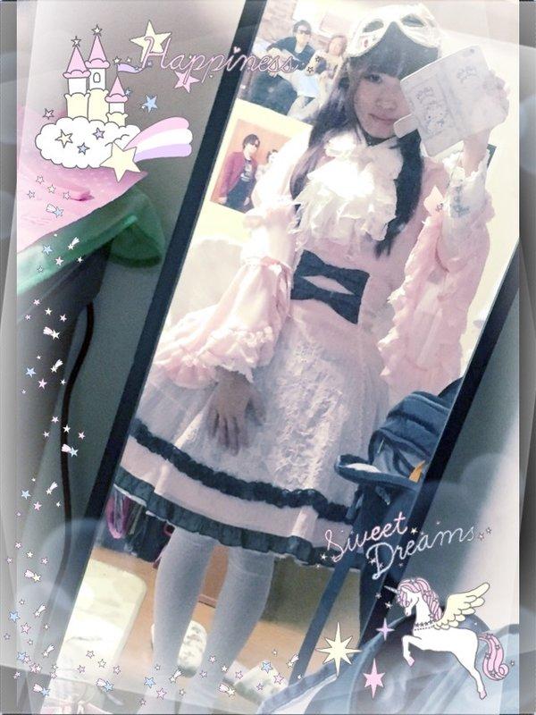 さぶれーぬ's 「ピンク」themed photo (2016/12/12)