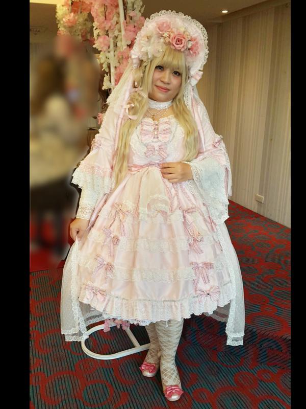 喵小霧の「Sweet lolita」をテーマにしたコーディネート(2018/04/14)