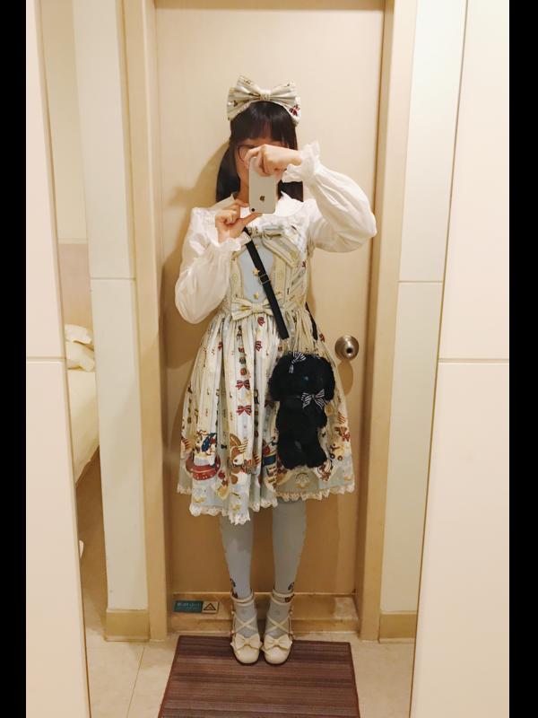 这个也是hotaru!の「Lolita fashion」をテーマにしたコーディネート(2018/04/14)