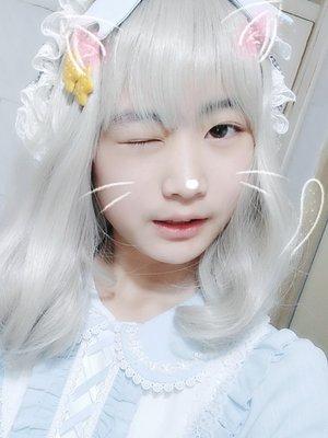 诺粞有个蓉兔儿の「Ribbon」をテーマにしたコーディネート(2018/04/14)