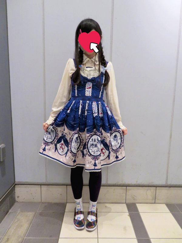 ERIeri's 「harajuku-coordinate-contest-2018」themed photo (2018/04/14)