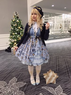 bububun's 「Angelic pretty」themed photo (2016/12/14)