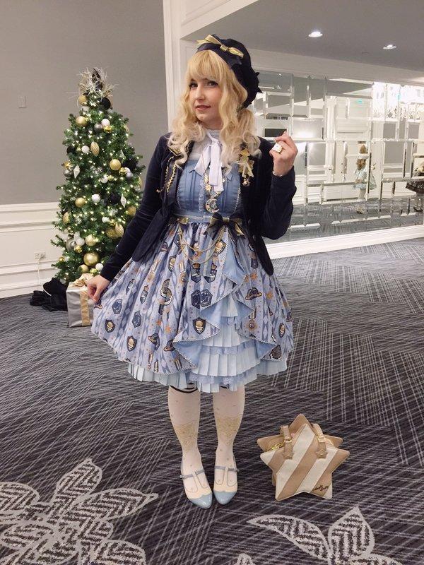bububun's 「Angelic pretty」themed photo (2016/12/14)