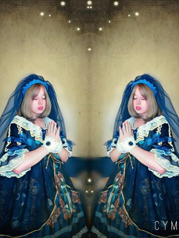 @Nanami_pyの「Lolita」をテーマにしたコーディネート(2018/04/16)