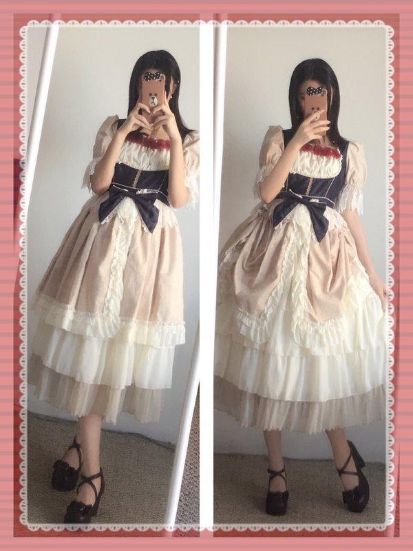 SuzuSawaの「Lolita」をテーマにしたコーディネート(2018/04/16)