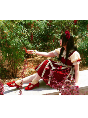 YamiSwanの「Lolita」をテーマにしたコーディネート(2018/04/17)
