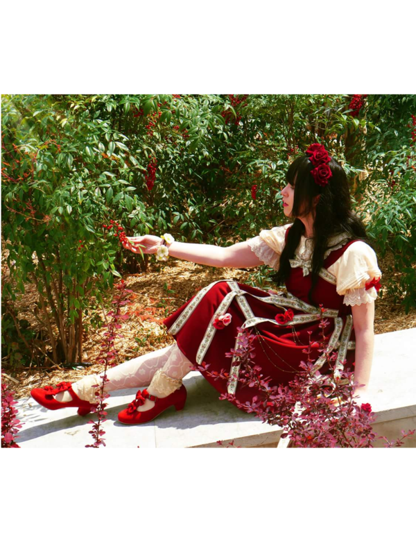是YamiSwan以「Lolita」为主题投稿的照片(2018/04/17)