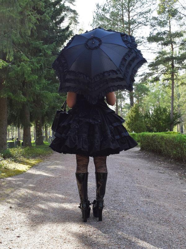 Marjo Laineの「Umbrella」をテーマにしたコーディネート(2018/04/17)