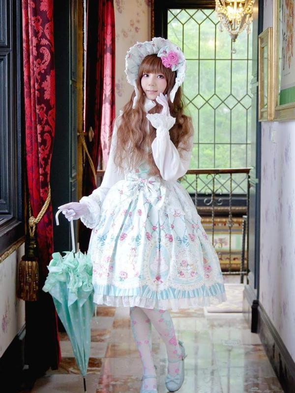 置鮎楓の「Umbrella」をテーマにしたコーディネート(2018/04/17)
