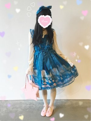 是Kuroeko以「Angelic pretty」为主题投稿的照片(2016/12/18)