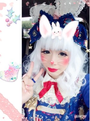 是Rose Usagi以「Angelic pretty」为主题投稿的照片(2016/12/19)