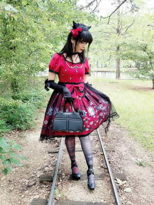 Eugenia Salinas's 「harajuku-coordinate-contest-2018」themed photo (2018/04/18)