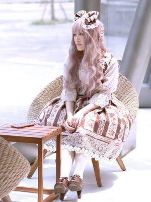 Aricy Mist 艾莉鵝の「Lolita」をテーマにしたコーディネート(2018/04/18)