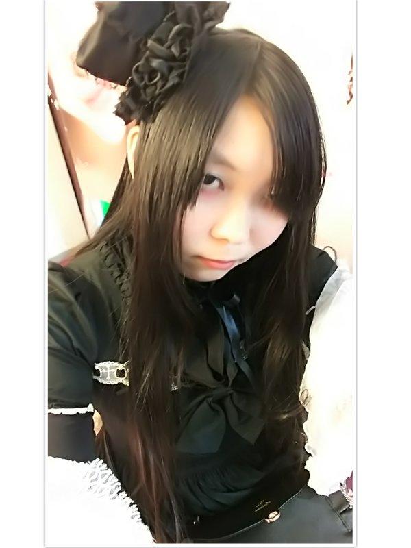 蝶華's 「Gothic Lolita」themed photo (2018/04/19)