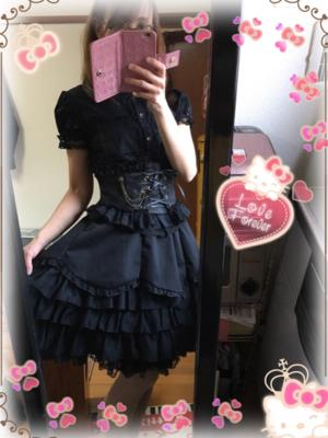 shironekoAYAKOの「Angelic pretty」をテーマにしたコーディネート(2018/04/21)