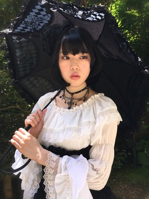 浜野留衣's 「Umbrella」themed photo (2018/04/21)