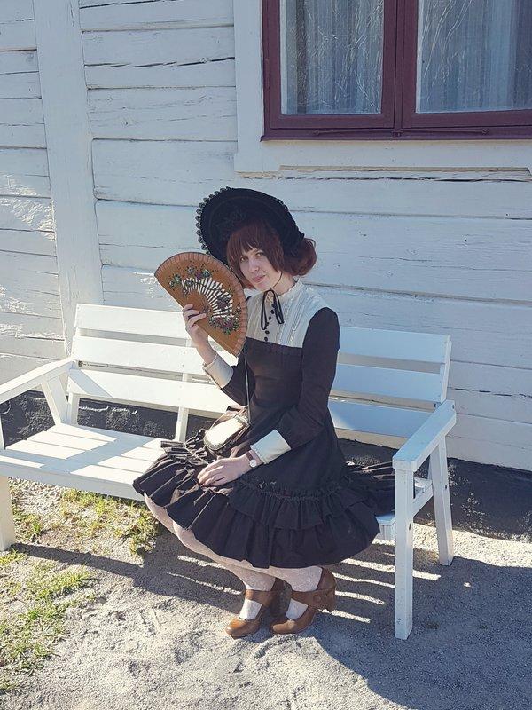 是tant ryschpysch以「Classic Lolita」为主题投稿的照片(2018/04/22)