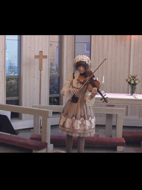 是Sophia Magdalene以「Classic Lolita」为主题投稿的照片(2018/04/22)