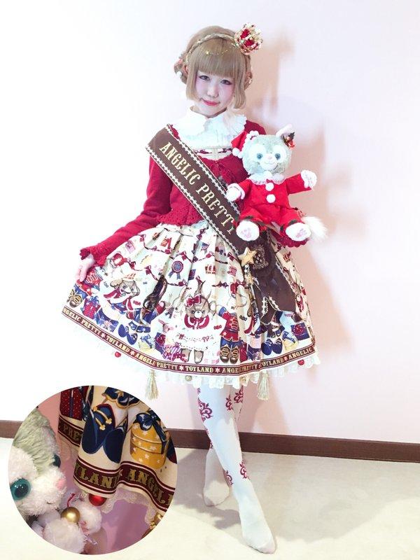 kyokorin の「Angelic pretty」をテーマにしたコーディネート(2016/12/23)