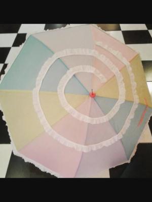是Qiqi以「Umbrella」为主题投稿的照片(2018/04/22)