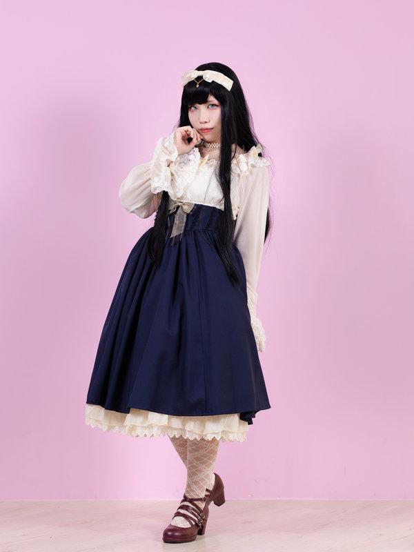 レニピピの「Lolita」をテーマにしたコーディネート(2018/04/22)