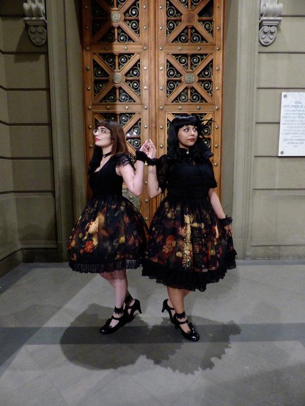 是Cattleya Vampanella以「Lolita fashion」为主题投稿的照片(2018/04/24)