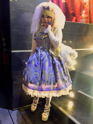 KeruAyakashiの「Lolita fashion」をテーマにしたコーディネート(2018/04/24)