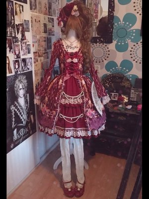 Anna Mariaの「Lolita」をテーマにしたコーディネート(2018/04/25)