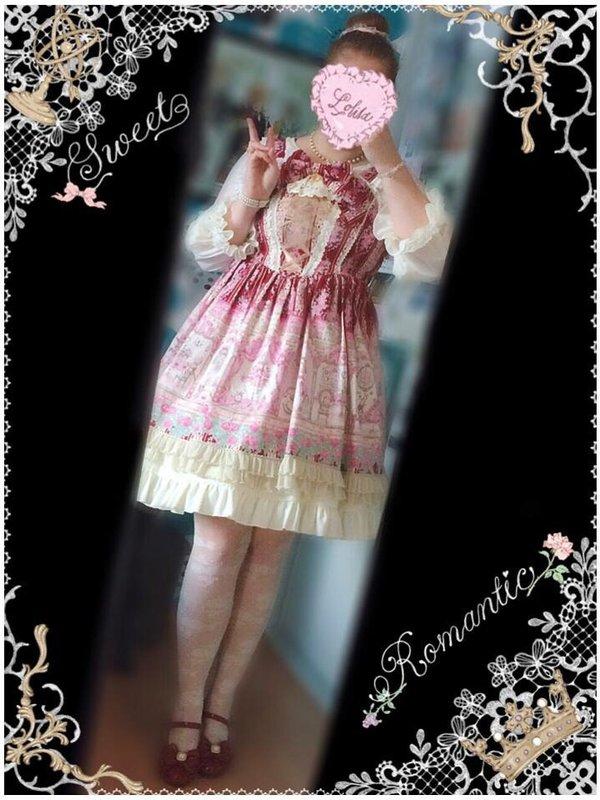 Anna Maria's 「Lolita」themed photo (2018/04/25)