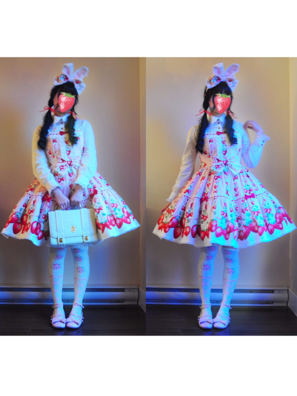 apple's 「harajuku-coordinate-contest-2018」themed photo (2018/04/26)