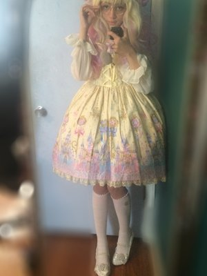 cincopastabear's 「Angelic pretty」themed photo (2016/12/27)