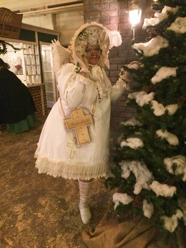 SweetyChanelly's 「Angelic pretty」themed photo (2016/12/27)