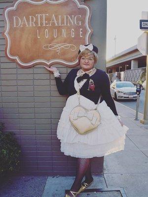 是SweetyChanelly以「Classic Lolita」为主题投稿的照片(2016/12/27)