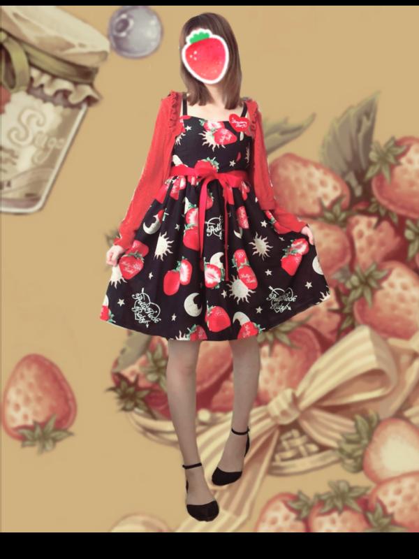 汐顔の「Lolita」をテーマにしたコーディネート(2018/04/28)