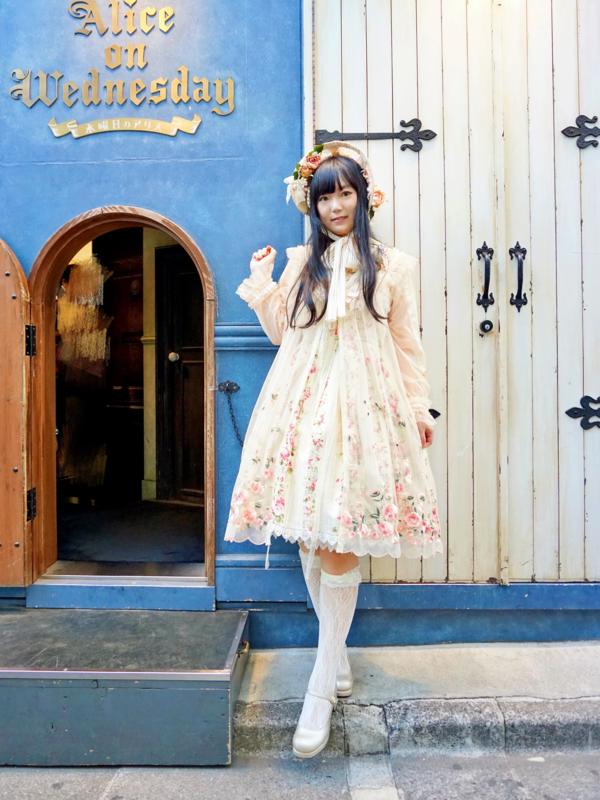 舞's 「Spring」themed photo (2018/04/30)