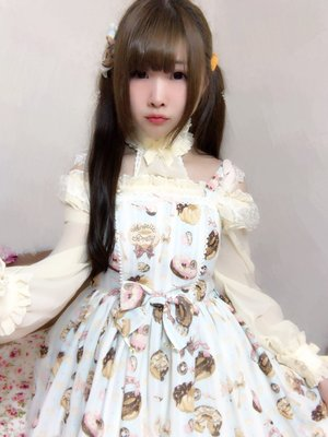 mareka@まれか(୨୧•͈ᴗ•͈)◞'s 「Angelic pretty」themed photo (2016/12/28)