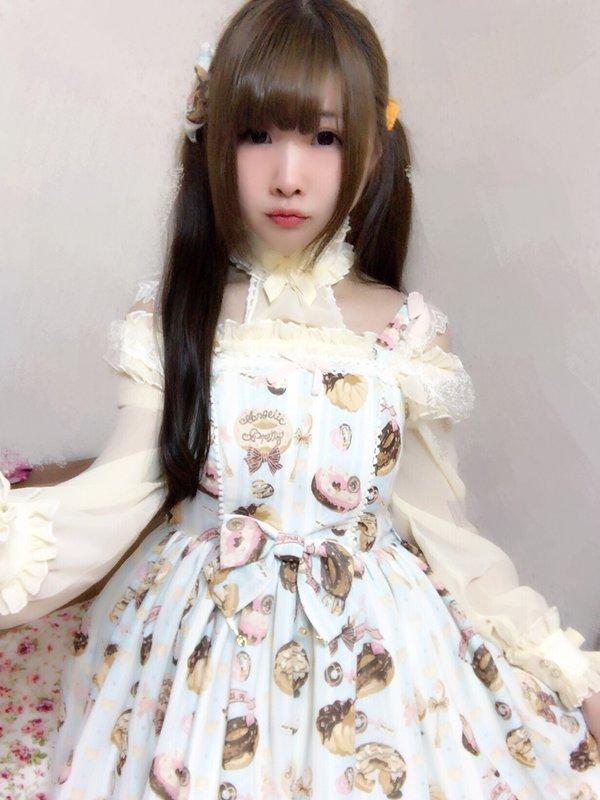 mareka@まれか(୨୧•͈ᴗ•͈)◞'s 「Angelic pretty」themed photo (2016/12/28)