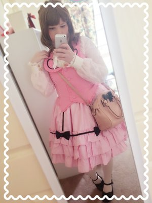 uchuu's 「Angelic pretty」themed photo (2016/12/29)