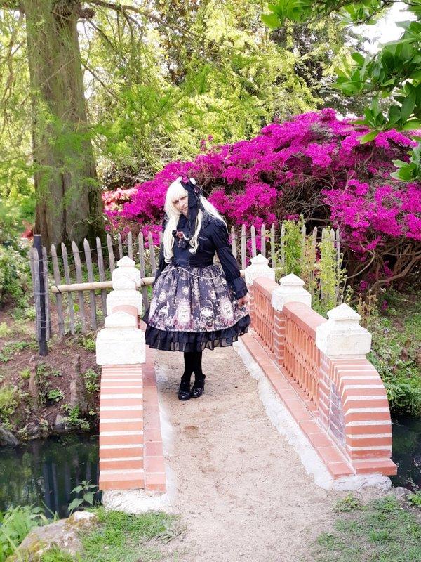 是Anaïsse以「Lolita fashion」为主题投稿的照片(2018/04/30)