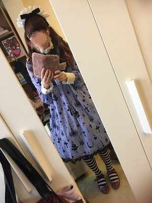 あきこ's 「Angelic pretty」themed photo (2016/12/31)